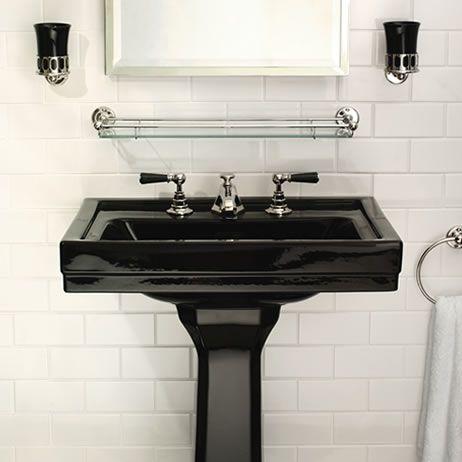 1900 Clic Black | Product ranges | Lefroy Brooks (North America)  To Bathroom Design on 1910 kitchen design, early 1900 bathroom design, 1800s kitchen design,